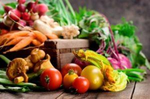 vegetables MTHFR