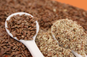 Flaxseed may help reduce high blood pressure